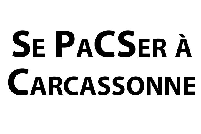 Se Pacser A Carcassonne Ville De Carcassonne