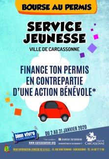 Bourse Au Permis Ville De Carcassonne
