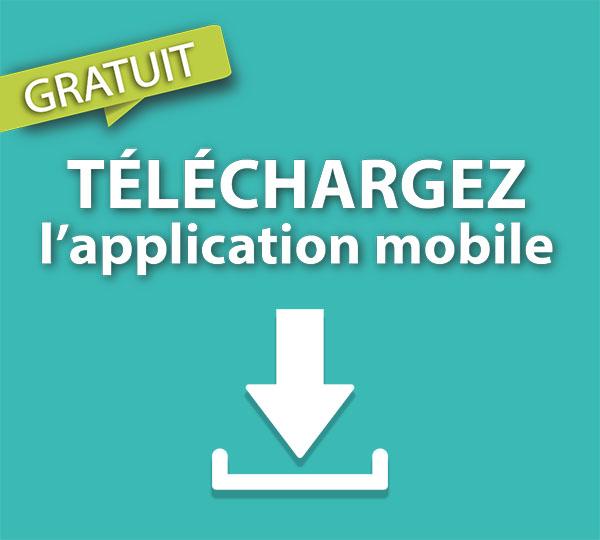 Téléchargez notre application mobile !